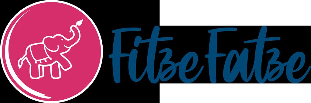 Die Wort-Bild-Marke (Logo) von FitzeFatze Design